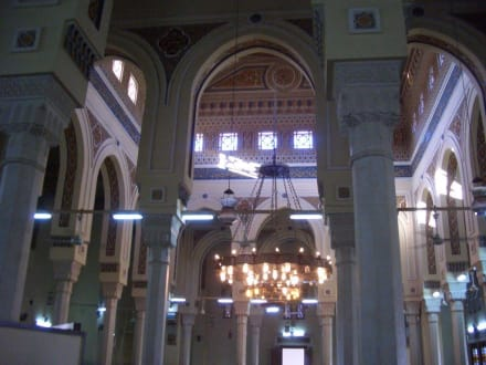 Moschee in Assuan - El-Tabia Moschee in Assuan