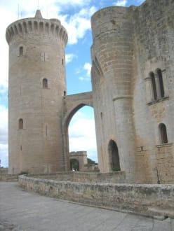 Palma de Mallorca / Castell de Bellver - Schloss Bellver