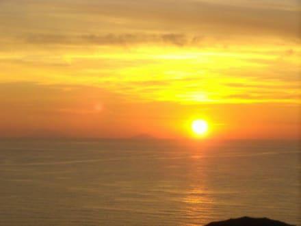 Sonnenuntergang am Capo Vaticano - Capo Vaticano