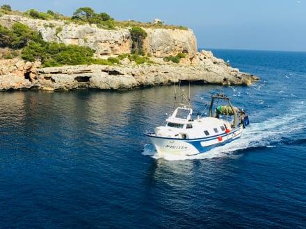 Hafen Cala Figuera - Hafen Cala Figuera