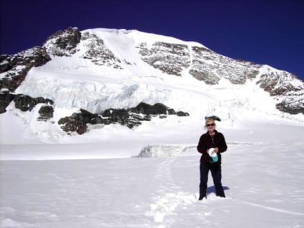 Mönchsjochhütte - Jungfraujoch
