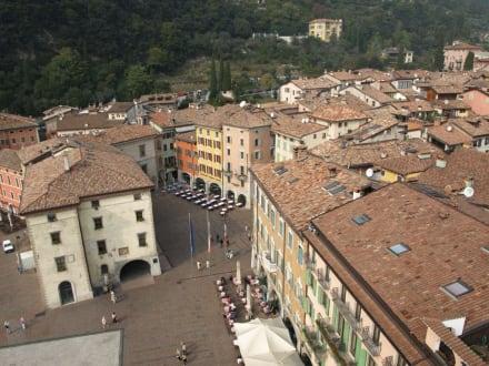 Blick vom Torre - Torre Apponale
