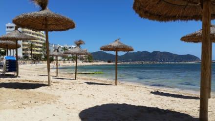Strand von Cala Bona - Strand Cala Bona