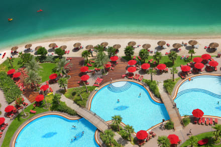 Khalidiya Palace Rayhaan by Rotana Pool & Beach -