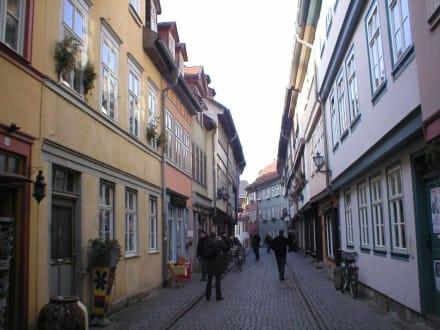 Kremerbrücke - Stadtführung Erfurt