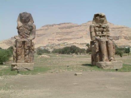 Kolosse von Memnon - Kolosse von Memnon