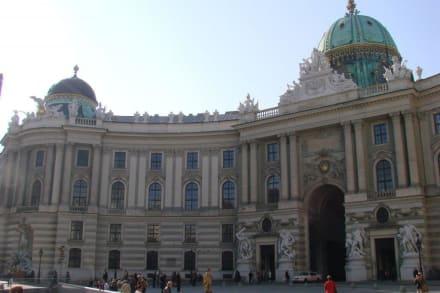 Michaelertrakt - Hofburg