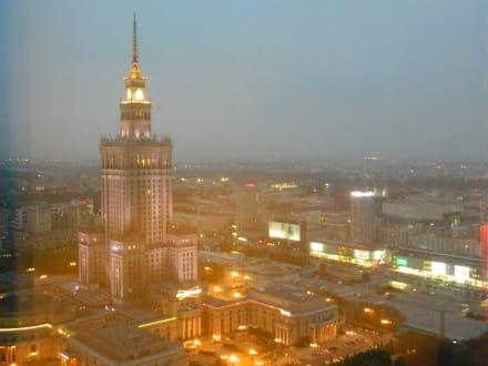 Stadt/Ort - Zentrum Warszawa/Warschau