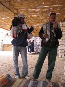 Quad-Führer mit Kameramann - Quad Tour Hurghada