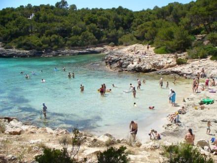 Bucht Barca Trencada - Cala sa Barca