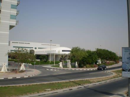 Emirates Aviation College - Stadtrundfahrt Dubai