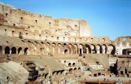 Im Colosseum - Kolosseum