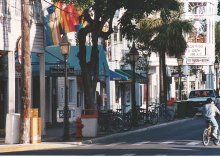 Duval Street früh morgends - Duval Street