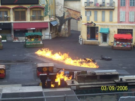 Stunt Show - Disneyland Resort Paris / Euro Disney