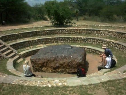 Der Hoba Meteorit - Hoba Meteorit