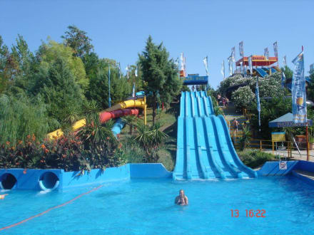 Aqualand östlich von Liapades - Aqualand