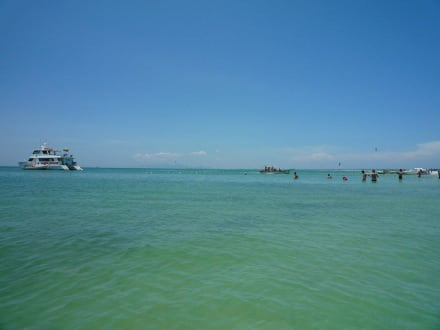 Ausflug - Strand Isla de Coche