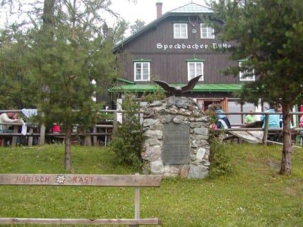 Speckbacherhütte - Speckbacher Hütte