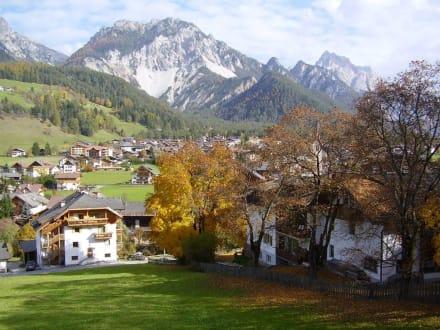 Herbststimmung - Wandern St. Vigil in Enneberg