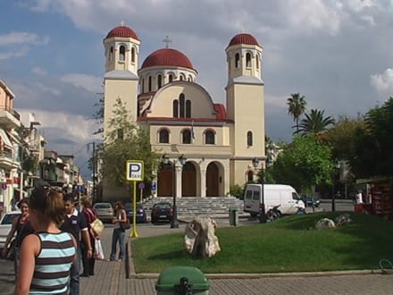 am Marktplatz - Altstadt Rethymno