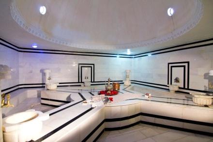 Turkish bath hamam -