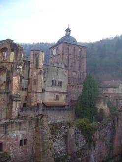 Schoss Heidelberg - Schloss Heidelberg