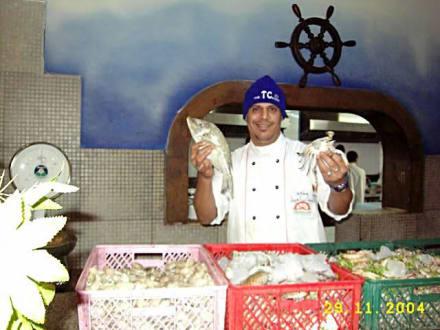 Das beste Fischrestaurant überhaupt in Hurghada - El Mina