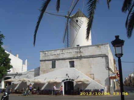 City/Town - Ciutadella Old Town