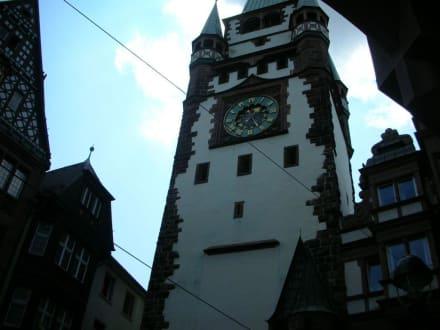 Martinstor - Fußgängerzone Freiburg