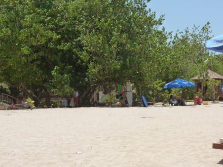 Strand von Kuta - Strand Kuta