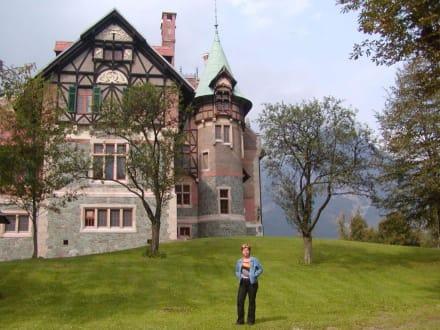 Schloss Rothschild - Teilansicht - Schloss Rothschild