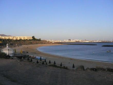 Strand - Strand  Playa Blanca de Yaiza