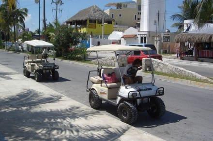 Isla Mujeres - Katamaran Tour Isla Murjeres
