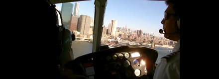 Heli-Flight NY Jan 2012 7/8 - Helikopter-Rundflug New York