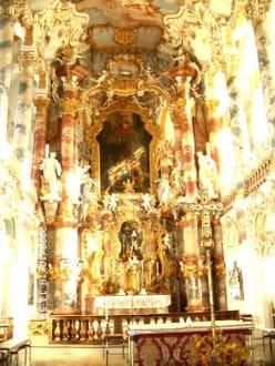 Altar - Wieskirche