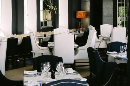 Restaurant im Innenbereich - Grande Provence Heritage Wine Estate