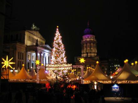 """""""Weihnachtszauber am Gendarmenmarkt"""" - Gendarmenmarkt"""
