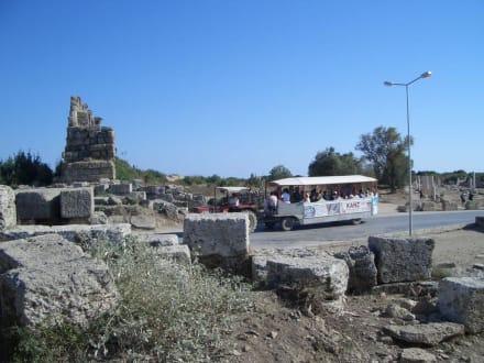 Ausflug - Ruinen Side