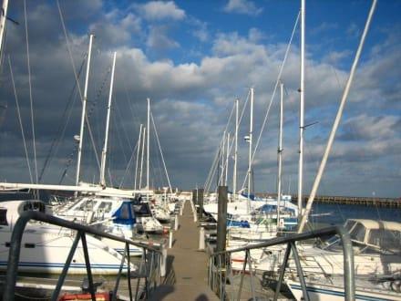 Yachthafen Kühlungsborn - Yachthafen Kühlungsborn