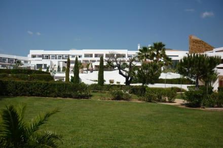 Das Hauptgebäude - Hotel Fuerte El Rompido