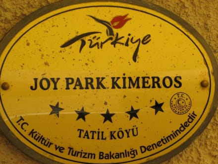 Joy Park Kimeros - Kimeros Park Holiday Village
