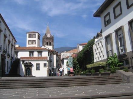 Kirche - Altstadt Funchal