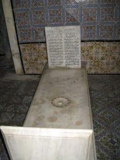 Frauengrab - Tourbet El Bey