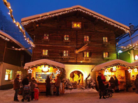 Adventmarkt in Großarl - Salzburger Bergadvent Adventmarkt Großarl
