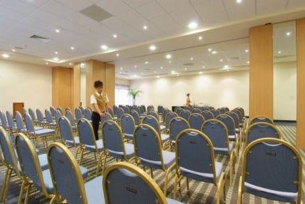 Conference room at Ramla Bay Resort -