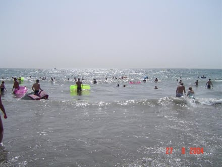 Der Strand von Playa del Ingles - Strand Playa del Ingles