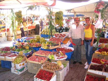 Obstmarkt - Markt