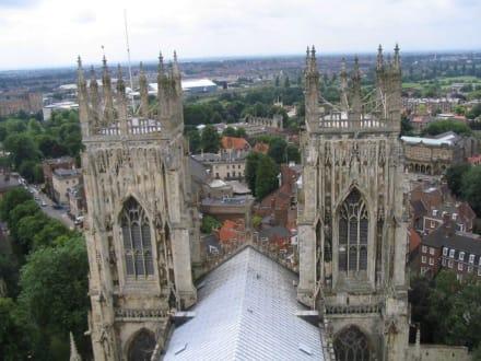 York Minster - Kathedrale von York