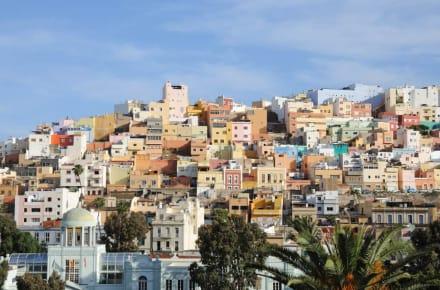 Altstadt Las Palmas/Vegueta - Altstadt Las Palmas/Vegueta