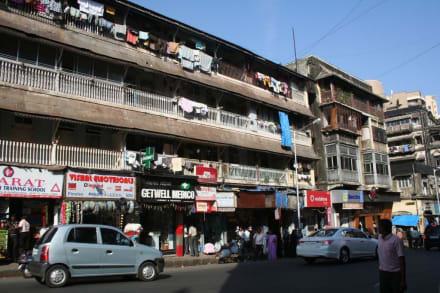 Wohnhaus in Bombay - Bombay